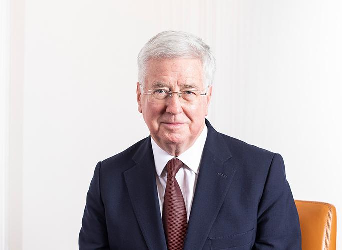 Rt Hon Sir Michael Fallon KCB